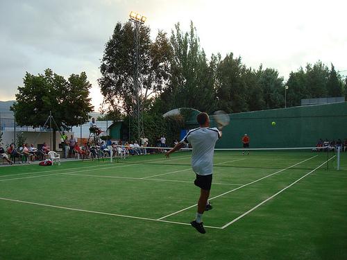 FINAL OPEN DE MONTAG ÓN DE TENIS por Album de fotos de deportes de Abla - Almeria.