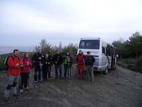 Senderismo los puntones ruta sulayr el toril las chorreras blog sobre deportes en abla - Altos del toril ...