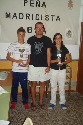 PING PONG 2010 por Album de fotos de deportes de Abla - Almeria.