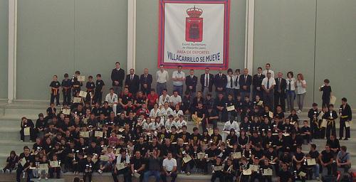 kenpo karate por Album de fotos de deportes de Abla - Almeria.