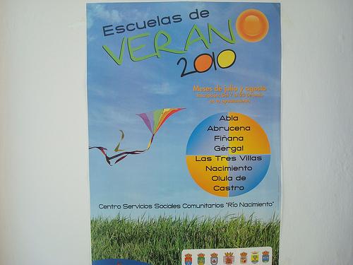 ESCUELA DE VERANO por Album de fotos de deportes de Abla - Almeria.