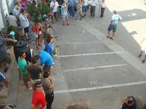 cachas agosto 2010 por Album de fotos de deportes de Abla - Almeria.