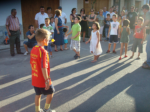 JUEGOS POPULARES 2010 por Album de fotos de deportes de Abla - Almeria.